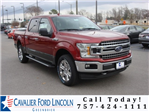 2018 F-150 Crew Cab 4x4 Pickup #G88153 - photo 1