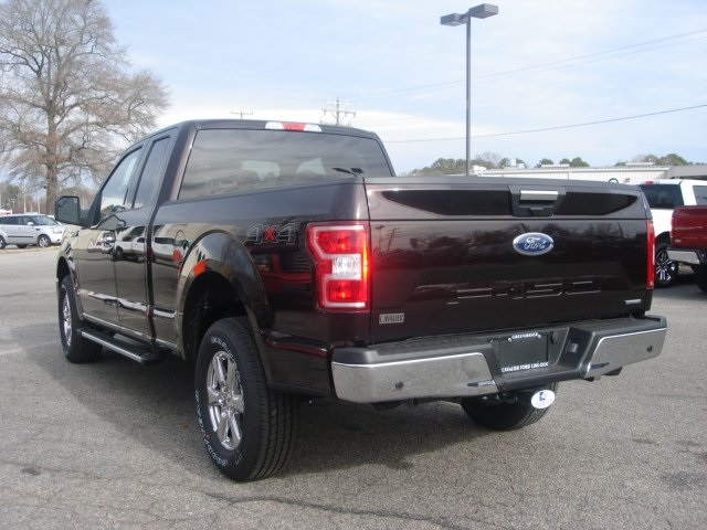 2018 F-150 Super Cab 4x4, Pickup #G88159 - photo 4