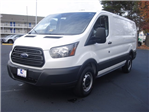 2018 Transit 150 Low Roof 4x2,  Empty Cargo Van #G88165 - photo 8
