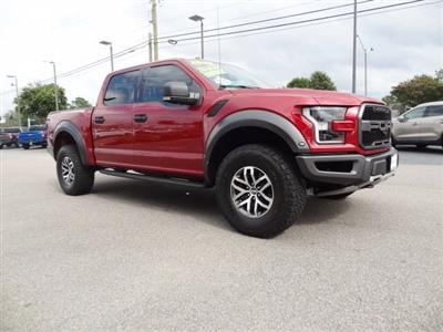 2018 F-150 SuperCrew Cab 4x4, Pickup #G88193 - photo 3