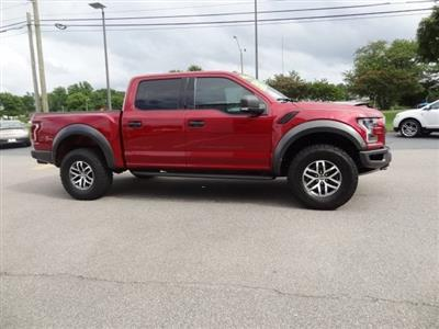 2018 F-150 SuperCrew Cab 4x4, Pickup #G88193 - photo 4