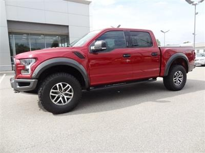 2018 F-150 SuperCrew Cab 4x4, Pickup #G88193 - photo 8