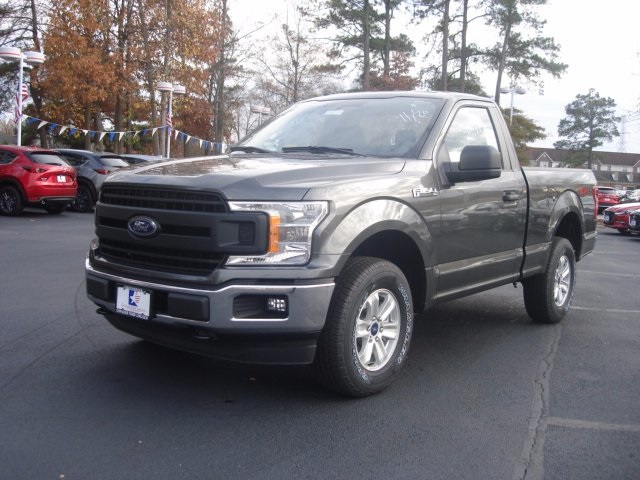 2018 F-150 Regular Cab 4x4, Pickup #G88200 - photo 6