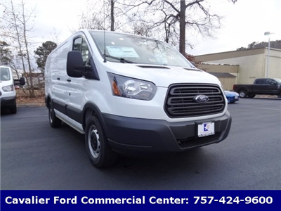2018 Transit 150 Low Roof 4x2,  Empty Cargo Van #G88267 - photo 1
