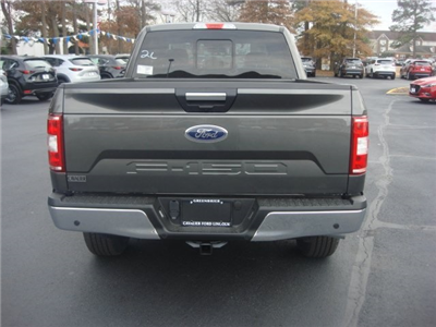 2018 F-150 Super Cab 4x4,  Pickup #G88275 - photo 4