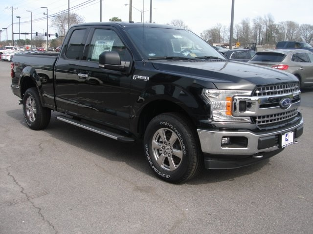 2018 F-150 Super Cab 4x4,  Pickup #G88276 - photo 3