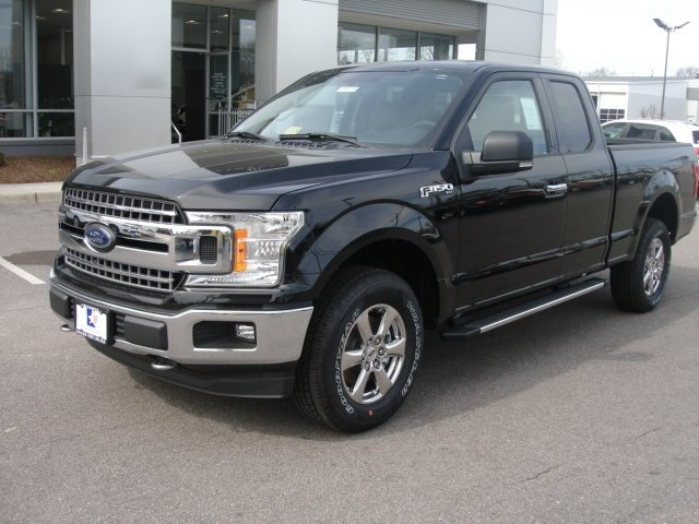 2018 F-150 Super Cab 4x4,  Pickup #G88276 - photo 5