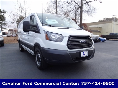 2018 Transit 350 Low Roof, Cargo Van #G88281 - photo 1