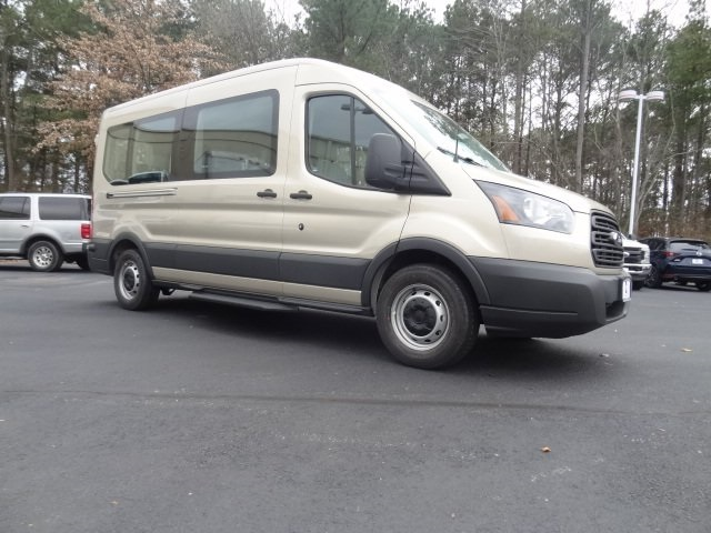 2018 Transit 350 Med Roof, Passenger Wagon #G88361 - photo 3