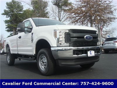 2018 F-350 Regular Cab 4x4,  Pickup #G88366 - photo 1