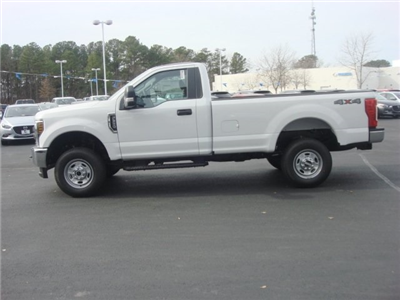 2018 F-350 Regular Cab 4x4,  Pickup #G88366 - photo 5