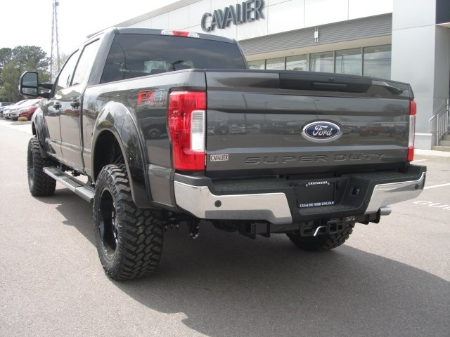 2018 F-250 Crew Cab 4x4,  Pickup #G88372 - photo 4
