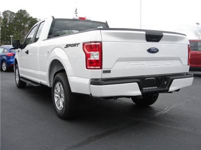 2018 F-150 Super Cab, Pickup #G88391 - photo 4