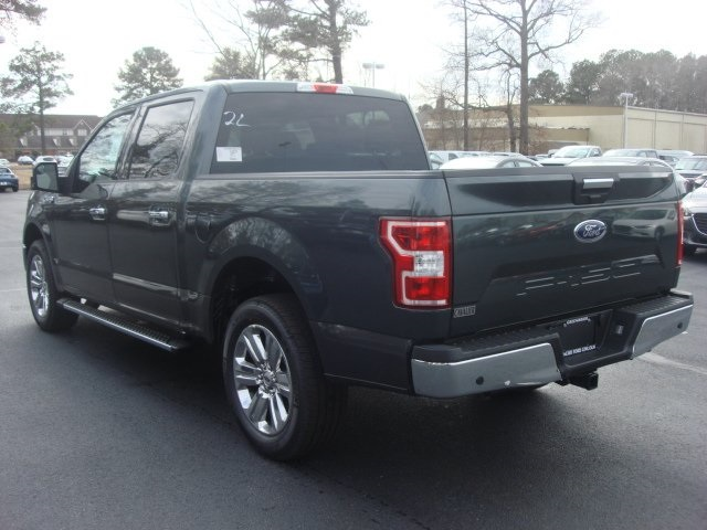 2018 F-150 SuperCrew Cab, Pickup #G88407 - photo 5