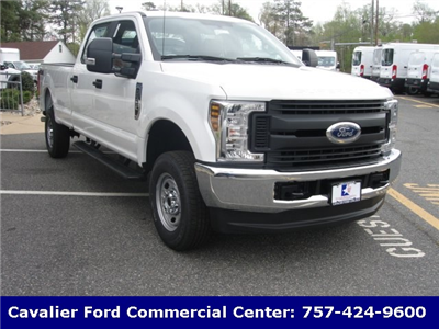 2018 F-350 Crew Cab 4x4, Pickup #G88432 - photo 1