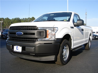 2018 F-150 Regular Cab 4x2,  Pickup #G88445 - photo 6