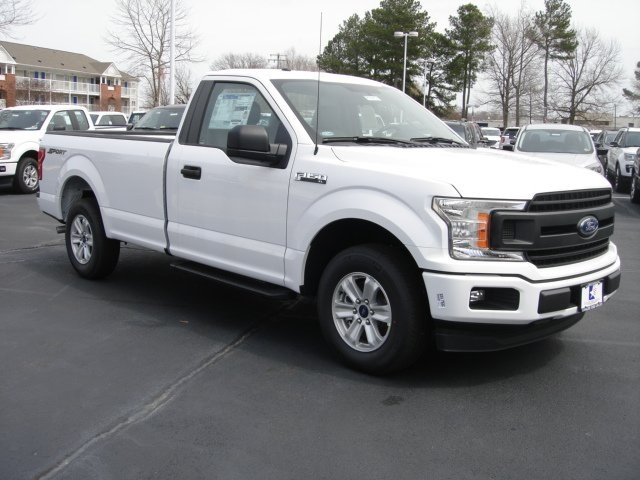 2018 F-150 Regular Cab,  Pickup #G88474 - photo 3