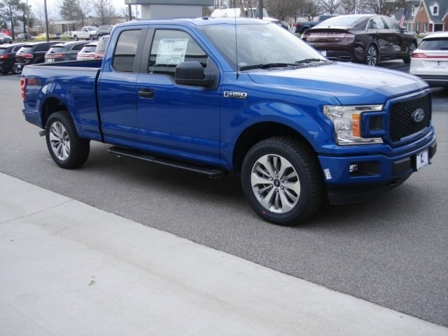 2018 F-150 Super Cab 4x4,  Pickup #G88498 - photo 3