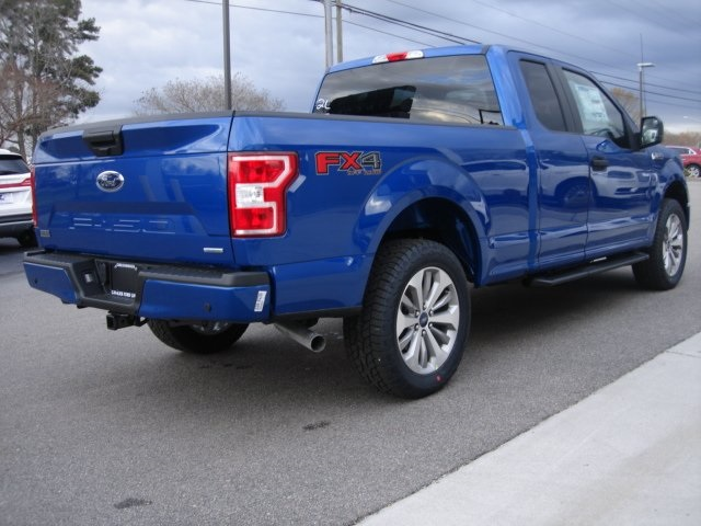 2018 F-150 Super Cab 4x4,  Pickup #G88498 - photo 2