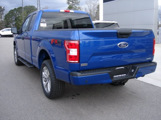 2018 F-150 Super Cab 4x4,  Pickup #G88498 - photo 4