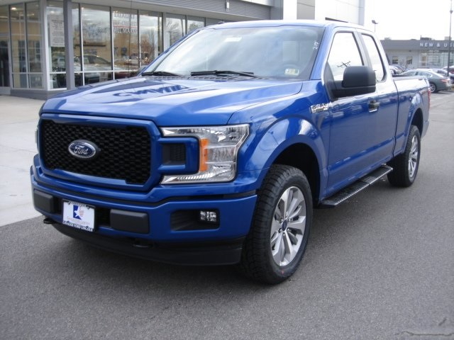 2018 F-150 Super Cab 4x4,  Pickup #G88498 - photo 6