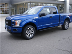 2018 F-150 Super Cab 4x4,  Pickup #G88498 - photo 5