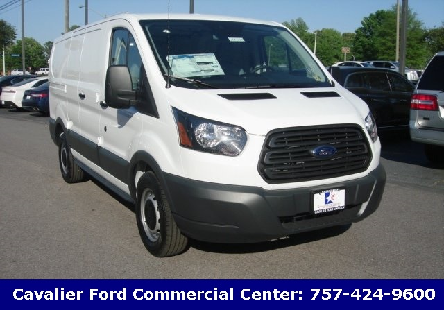 2018 Transit 150 Low Roof 4x2,  Empty Cargo Van #G88529 - photo 1