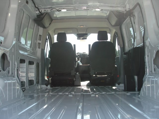 2018 Transit 150 Low Roof,  Empty Cargo Van #G88554 - photo 2
