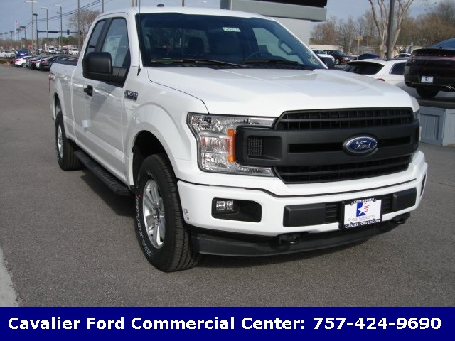 2018 F-150 Super Cab 4x4,  Pickup #G88579 - photo 1