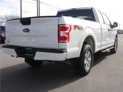 2018 F-150 Super Cab 4x4,  Pickup #G88579 - photo 2