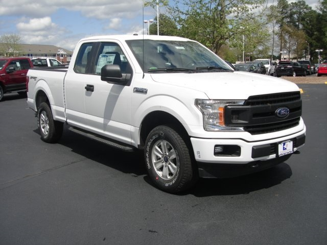 2018 F-150 Super Cab 4x4,  Pickup #G88592 - photo 3