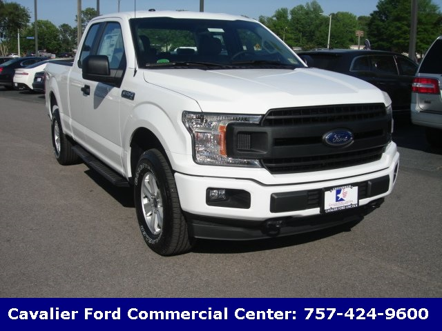 2018 F-150 Super Cab 4x4,  Pickup #G88600 - photo 1