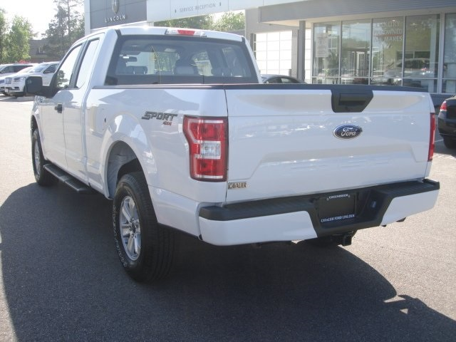 2018 F-150 Super Cab 4x4,  Pickup #G88600 - photo 4
