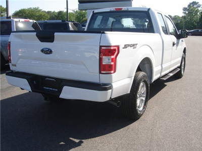 2018 F-150 Super Cab 4x4,  Pickup #G88600 - photo 2