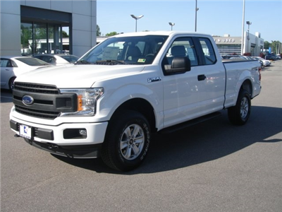 2018 F-150 Super Cab 4x4,  Pickup #G88600 - photo 5