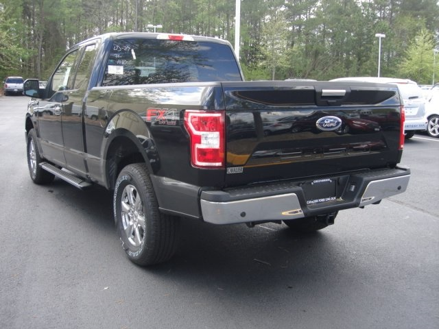 2018 F-150 Super Cab 4x4,  Pickup #G88609 - photo 4