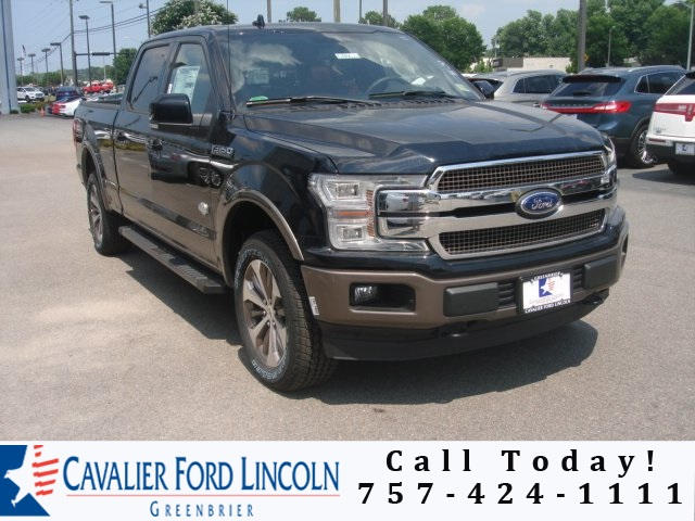 2018 F-150 SuperCrew Cab 4x4,  Pickup #G88622 - photo 1