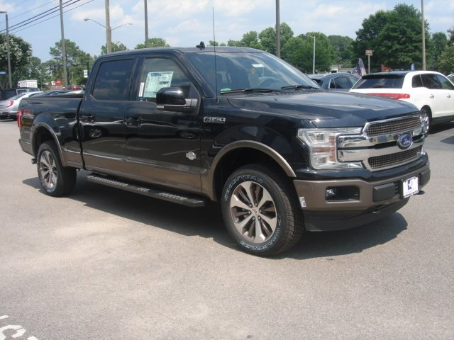 2018 F-150 SuperCrew Cab 4x4,  Pickup #G88622 - photo 3