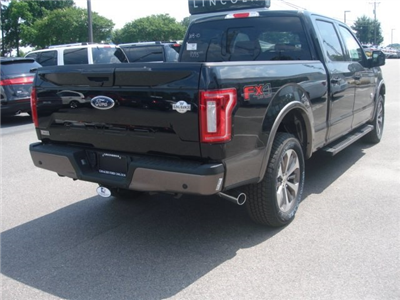 2018 F-150 SuperCrew Cab 4x4,  Pickup #G88622 - photo 2