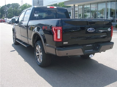 2018 F-150 SuperCrew Cab 4x4,  Pickup #G88622 - photo 4