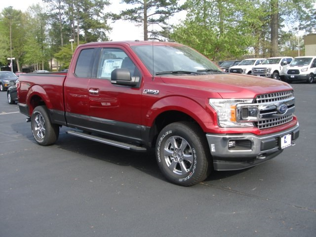 2018 F-150 Super Cab 4x4,  Pickup #G88624 - photo 3