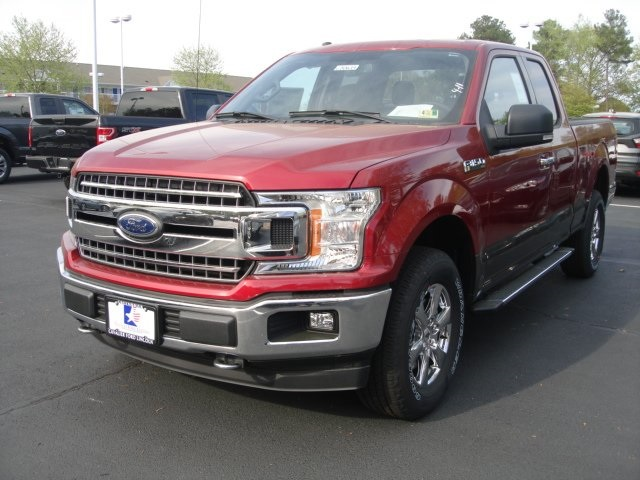 2018 F-150 Super Cab 4x4,  Pickup #G88624 - photo 6