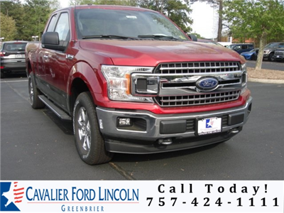 2018 F-150 Super Cab 4x4,  Pickup #G88624 - photo 1