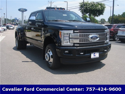 2018 F-350 Crew Cab DRW 4x4,  Pickup #G88697 - photo 1