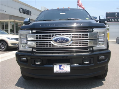 2018 F-350 Crew Cab DRW 4x4,  Pickup #G88697 - photo 7