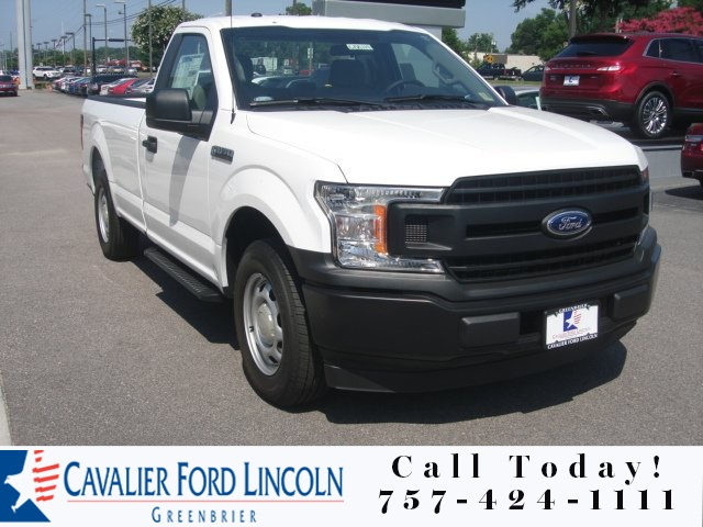 2018 F-150 Regular Cab 4x2,  Pickup #G88714 - photo 1