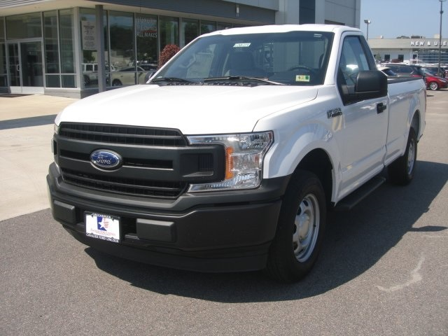 2018 F-150 Regular Cab 4x2,  Pickup #G88714 - photo 6