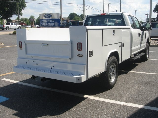 2018 F-350 Super Cab 4x4,  Reading Service Body #G88743 - photo 2