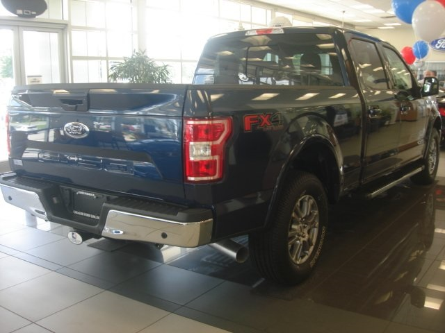 2018 F-150 SuperCrew Cab 4x4,  Pickup #G88763 - photo 2