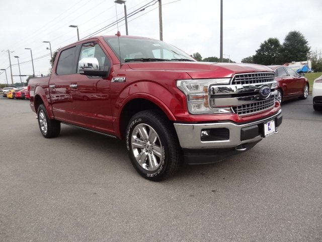2018 F-150 SuperCrew Cab 4x4,  Pickup #G88784 - photo 3